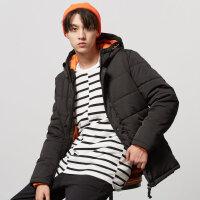 【年前最后狂欢,1件3折到手价:119.7】美特斯邦威棉衣男短款冬装新款保暖外套学生韩版潮商场款R
