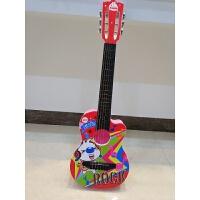 儿童学生吉他仿真可弹奏卡通大吉他辛巴狗狗乐器男生礼物女生礼物a291