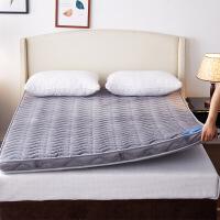 20180926211804364加厚保暖海绵床垫床褥子单双人学生折叠软垫超厚1.2米1.5m 1.8m床