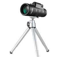 单筒望远镜 儿童成人圣诞礼物观鸟镜 高倍微光夜视非红外