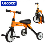 新品儿童折叠三轮车宝宝自行车婴幼儿脚踏车2岁3岁
