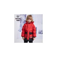 诺诗兰童装儿童羽绒服中长款冬装新款小童加厚白鸭绒防水保暖外套