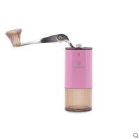 小型磨豆机咖啡豆研磨机手摇磨粉机迷你便携手动磨豆机家用粉碎机