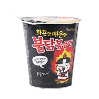 三养火鸡面70g 韩国进口零食方便面桶装速食干拌面炒面煮拉面休闲食品