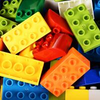 儿童乐高积木玩具1男孩子3-6周岁2益智宝宝大颗粒塑料拼装女孩4岁