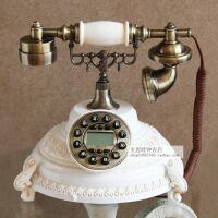 欧式仿古电话机复古台式座机家用时尚装饰电话客厅电话机