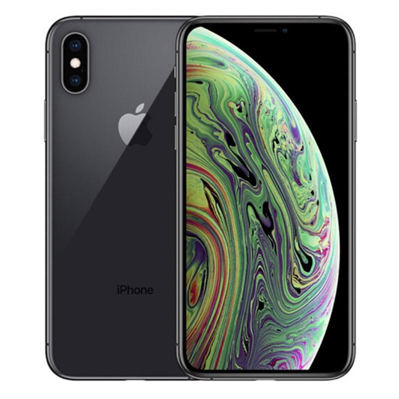 Apple iPhone XS 256G 深空灰色 支持移动联通电信4G手机