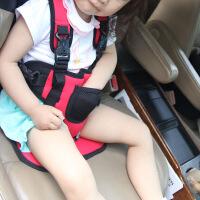 儿童安全座椅 0-4岁婴儿宝宝车载简易便携式副驾驶安全坐椅