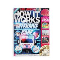 包邮 全年订阅 How It Works 英国英文原版 科普杂志 解释科学奥秘 年订13期 善本图书旗舰店