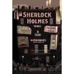 英文原版 福尔摩斯探案4部合集 企鹅经典豪华毛边版 Sherlock Holmes (Penguin Classics