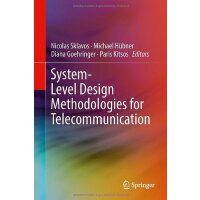 【预订】System-Level Design Methodologies for Telecommunication