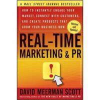 【预订】Real-Time Marketing & Pr 9781118155998