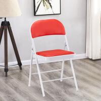 简约卧室办公椅折叠椅工学生书桌椅靠背座椅子电脑椅家用