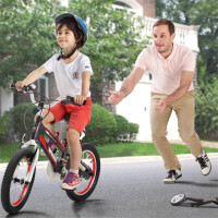 【支持礼品卡】儿童自行车3-6岁男孩男宝宝女孩铝合金12/14/16/18寸小孩童车 6oq