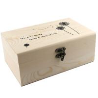家用实木针线盒套装旅行旅游便携针线缝纫收纳盒针线包
