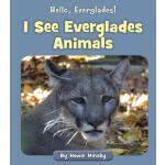 【预订】I See Everglades Animals