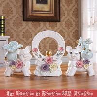 大象摆件家居酒柜家庭装饰品室内客厅摆设房间卧室的小工艺品创意
