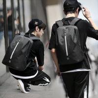时尚潮流学生书包男士背包男士双肩包男青年旅行包休闲男包电脑包