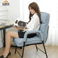 电脑椅家用舒适久坐办公椅子寝室宿舍大学生懒人沙发椅午休可躺椅