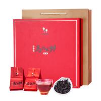八马茶叶 王信记马到成功乌龙茶武夷水仙岩茶礼盒装256克