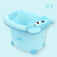 儿童洗澡桶宝宝加厚浴桶婴儿新生儿沐浴桶可坐小孩泡澡桶家用