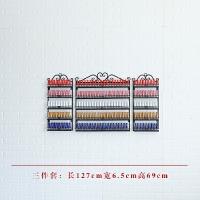 美甲架子指甲油壁挂 甲油胶展示柜架悬挂化妆品口红纹身色料货架