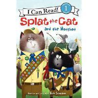 【预订】Splat the Cat and the Hotshot