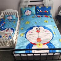 寝室宿舍日式四季被睡垫儿童卡通床垫夏季冰丝米厚幼儿园家居懒人