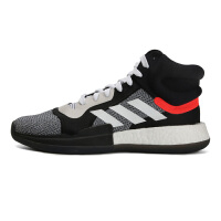 Adidas阿迪达斯 男鞋 全掌BOOST运动鞋休闲高帮篮球鞋 BB7822