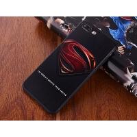 P苹果7plus手机壳iphone6s钢铁侠i8潮男6八X美国队长puls外壳sp套iphoneX个 苹果7/8超人