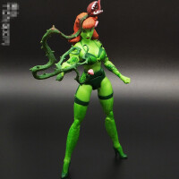 蝙蝠侠神奇女侠毒藤女小丑女人偶模型手办玩具 新52正义联盟 DC