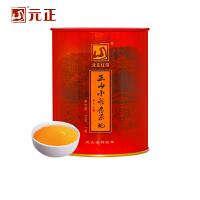 正山堂茶业 元正皇家红茶一级圆罐桂圆香茶叶传统正山小种50g