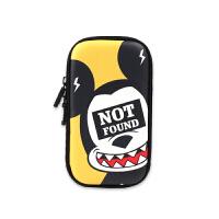 运动臂包时尚手腕包手机包苹果8plus健身包随身袋手臂包男女 NOT FOUND 大号(5-6寸适用)