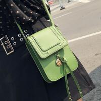 2018新款包包女小挎包糖果色手机包斜挎韩版时尚小包包夏季迷你包