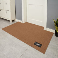 纯色地垫门垫进门门口脚垫厨房卧室卫生间防滑地毯可定制公司LOGO