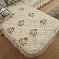 欧式沙发垫四季通用防滑L型布艺沙发套全包套定做