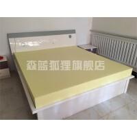 海绵床垫高回弹床褥床用垫海绵垫折叠三人软垫记忆棉床垫橡胶护垫