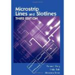【预订】Microstrip Lines and Slotlines, Third Edition