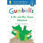 【预订】Gumballs: A Mr. and Mrs. Green Adventure