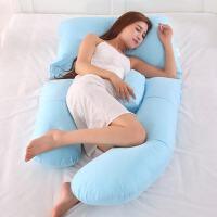 睡眠u型枕抱枕睡觉托腹枕靠枕孕妇用品功能孕妇枕头护腰侧睡枕