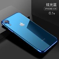 iPhone XR手机壳苹果iPhoneXR透明套新款超薄网红iPoneXR硅胶全包防摔iPonex 苹果XR 6.1
