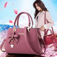 女包2018新款时尚大包韩版单肩包中年斜挎包秋季女士包包手提包