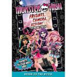 【预订】Monster High: Frights, Camera, Action! the Junior Novel