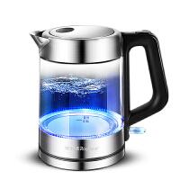 电热水壶家用玻璃烧水壶自动断电开水壶