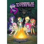 【预订】My Little Pony: Equestria Girls: The Legend of Everfree