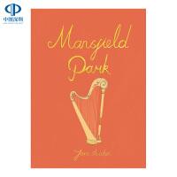 英文原版 曼斯菲尔德庄园 Mansfield Park 精装收藏版 简奥斯丁 Jane Austen 世界经典儿童文学青