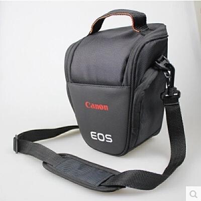 佳能单反相机包600D 550d 750D 700D 70D单反摄影包 便携三角包 佳能摄影三角包