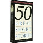 英文原版50篇短篇小说 Fifty Great Short Stories 全英文版小说 短篇小说精粹50篇 进口书籍