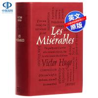 【预售英文原版】 悲惨世界 Word Cloud Classics系列 Les Miserables维克多・雨果 Vic