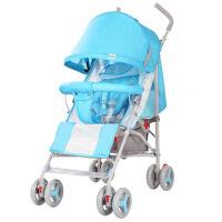 呵宝婴儿车超轻便携宝宝手推车可坐可躺儿童折叠车避震夏季伞车HB